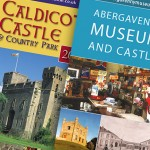 Covers for Monmouthshire Tourism rack leaflets